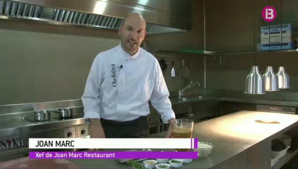 Joan Marc Restaurant a IB3 televisió